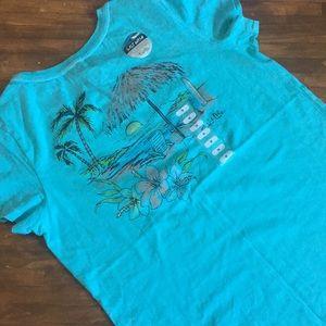 Salt Life Tops - Salt wash T-shirt. NWT